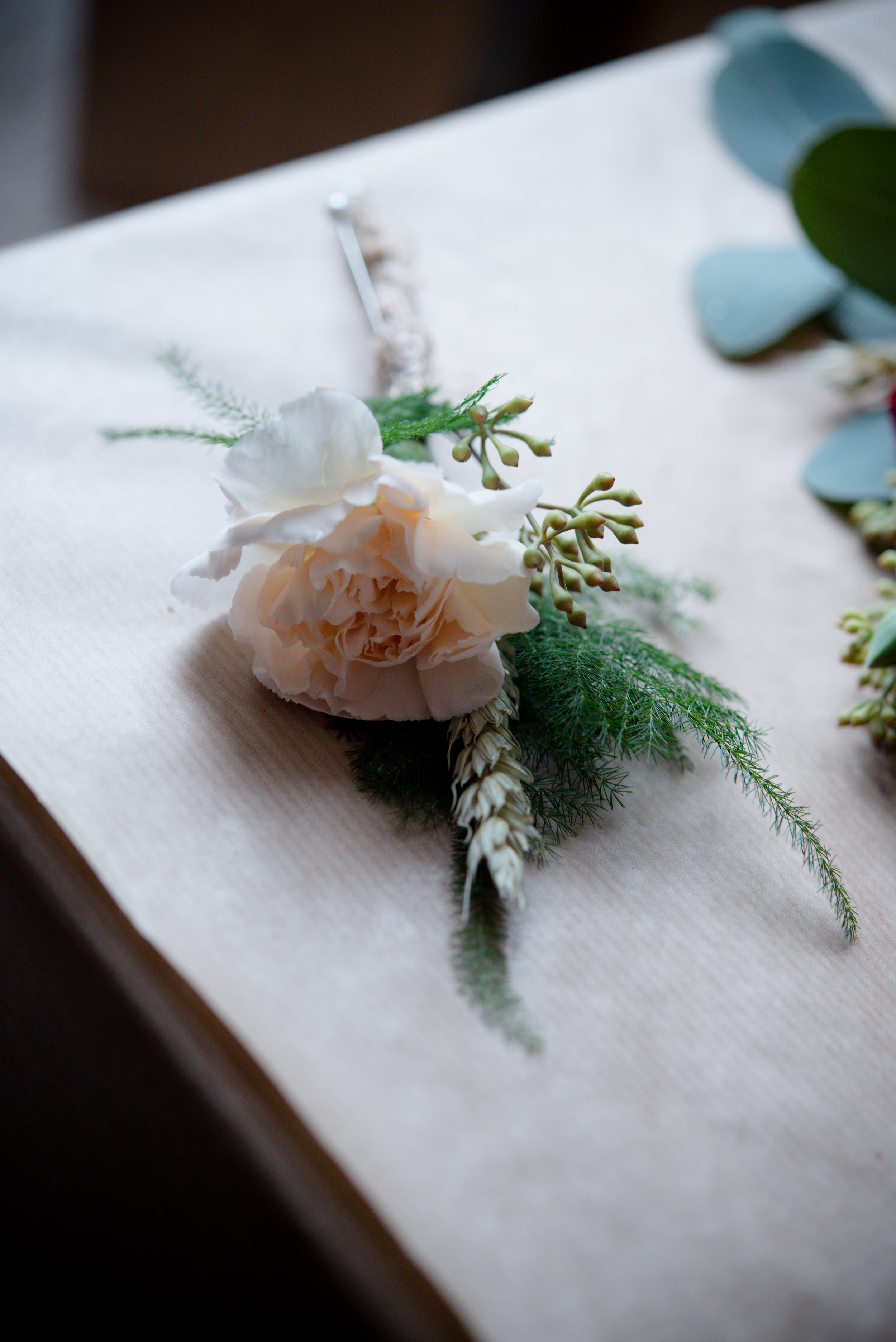 Peach Carnation Buttonhole.jpg