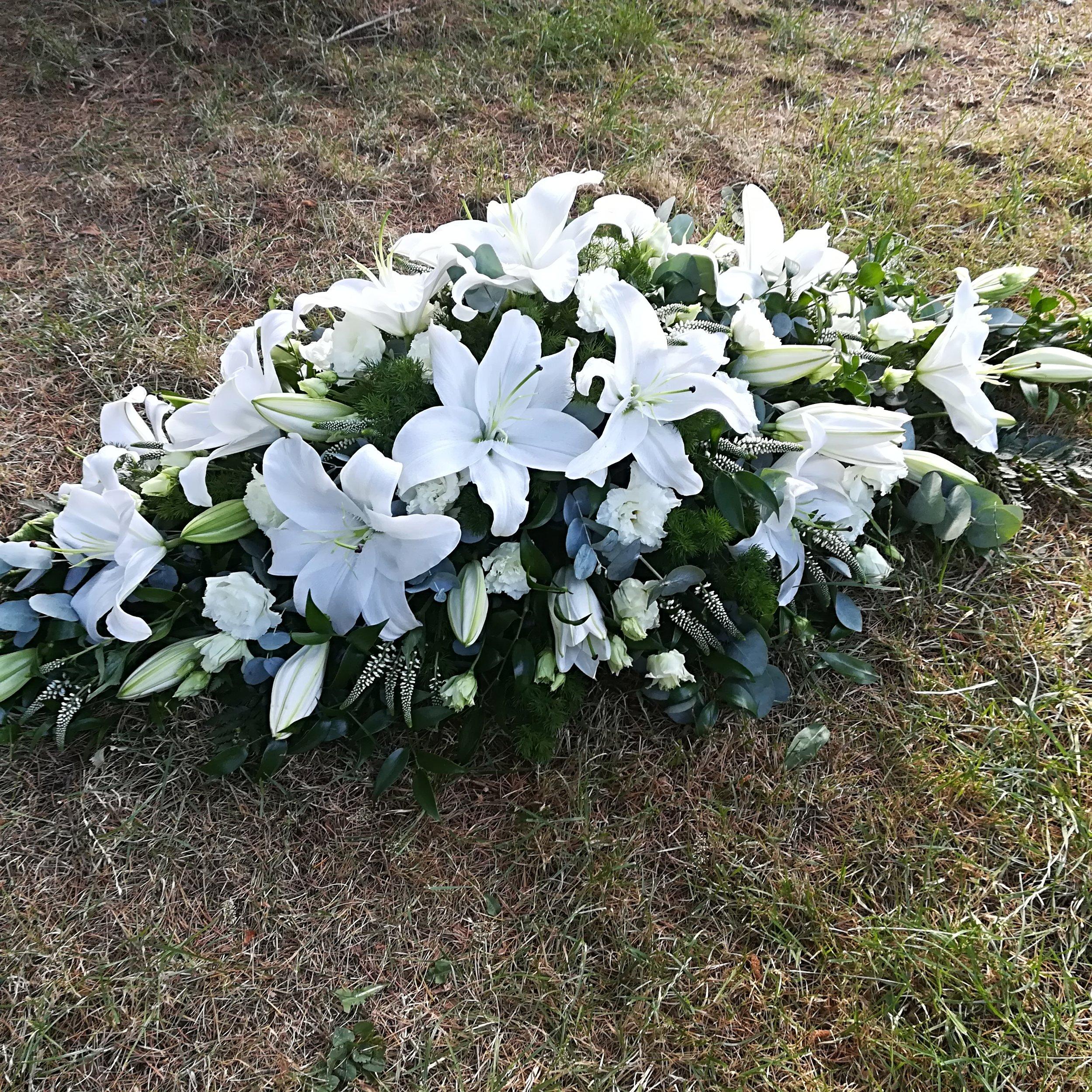 Coffin Spray - White Inc. Lilies.jpg