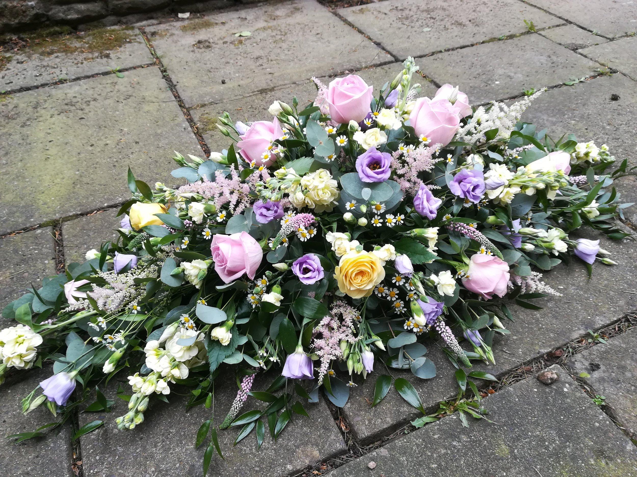 Coffin Spray - Pink, Lilac, Lemon and Cream.jpg