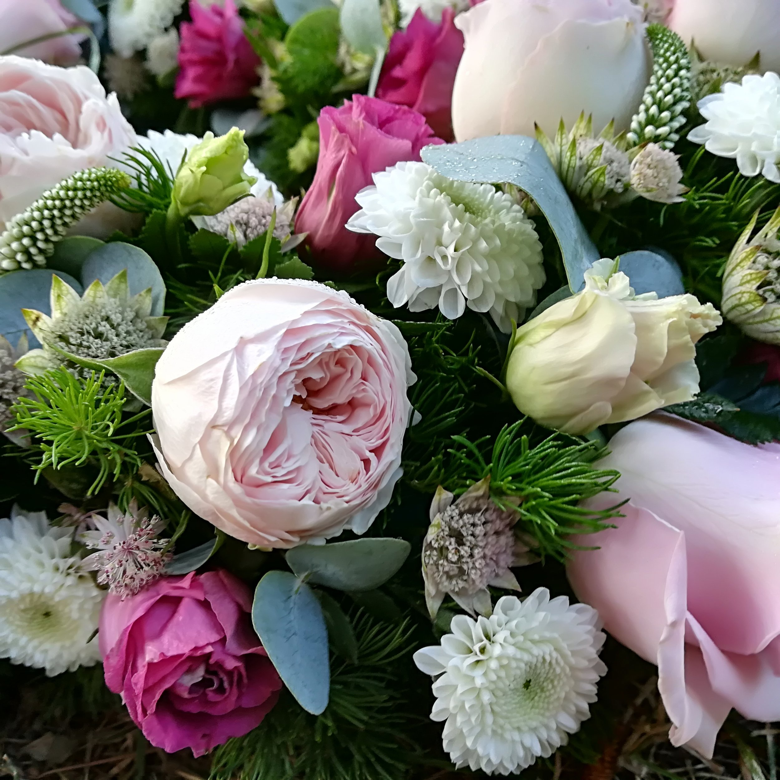Pink and Whites Funeral Flowers.jpg