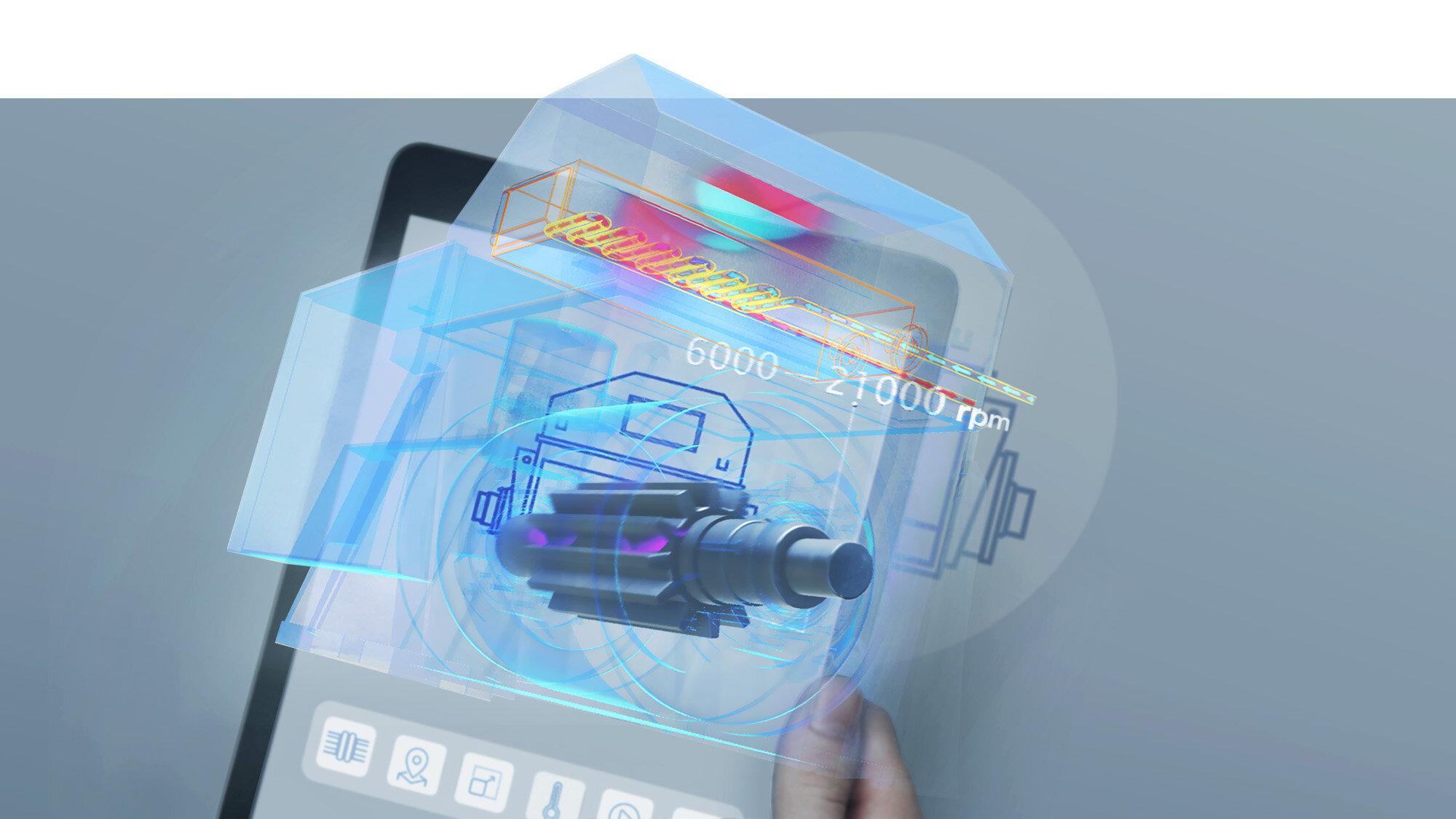 Yaskawa - Augmented Reality (AR) application