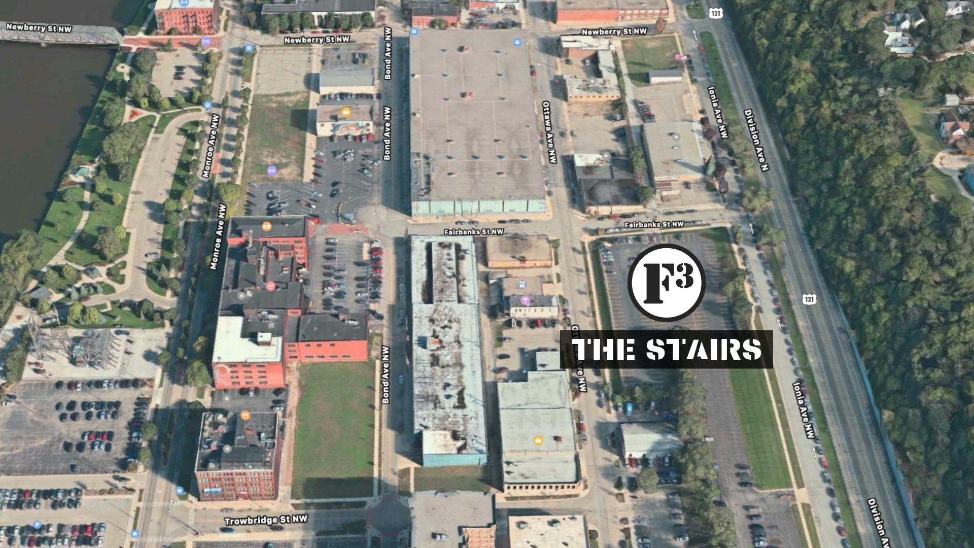 TUESDAYS | THE STAIRS | 0530-0615