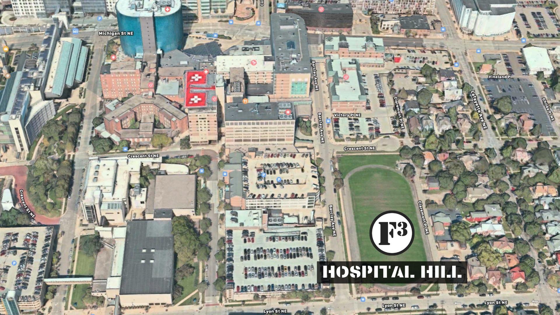 THURSDAYS | HOSPITAL HILL @ GRCC PRACTICE TRACK | 0530-0615