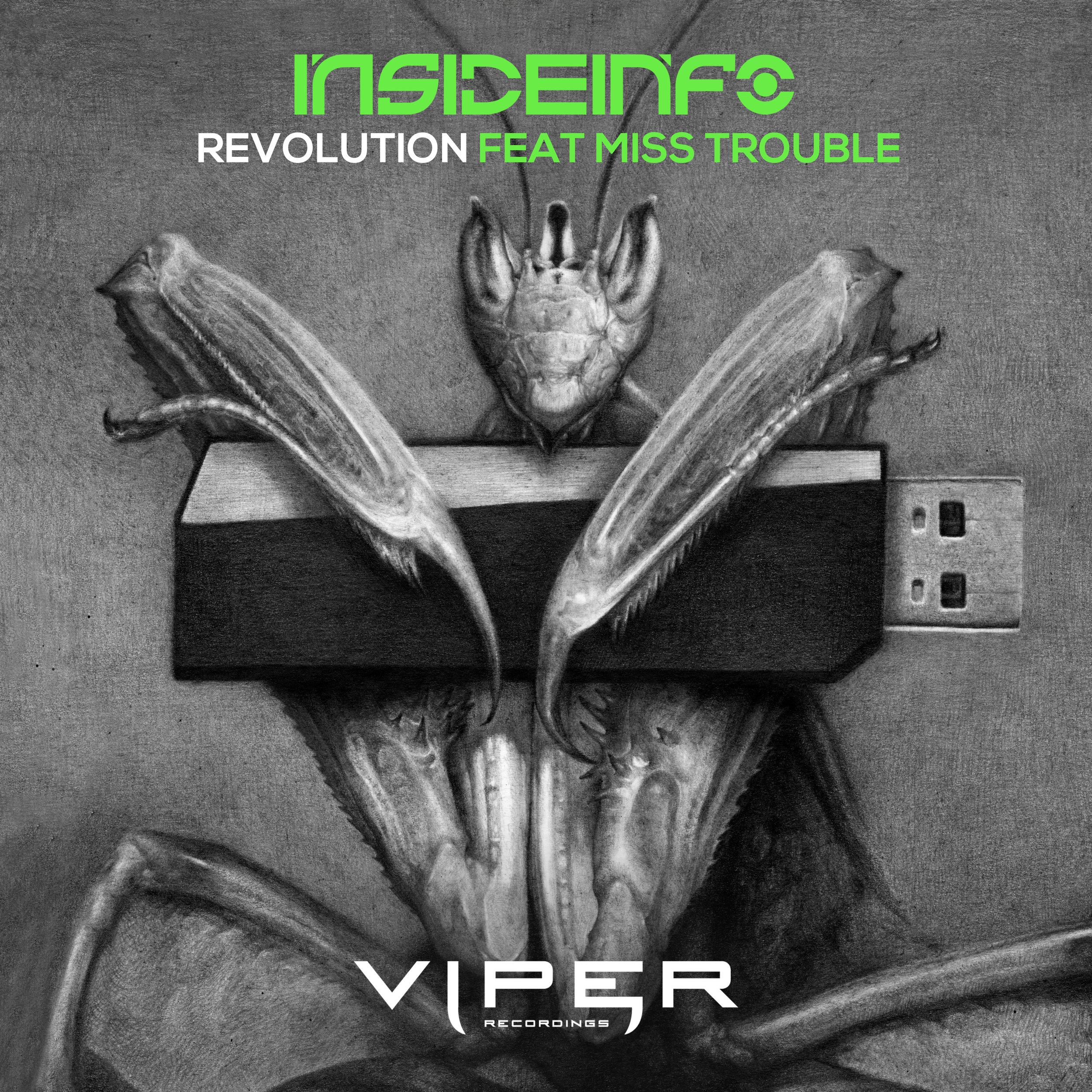 InsideInfo Feat Miss Trouble - Revolution