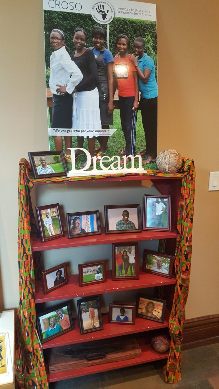 Dreaming with our CROSO Scholars!