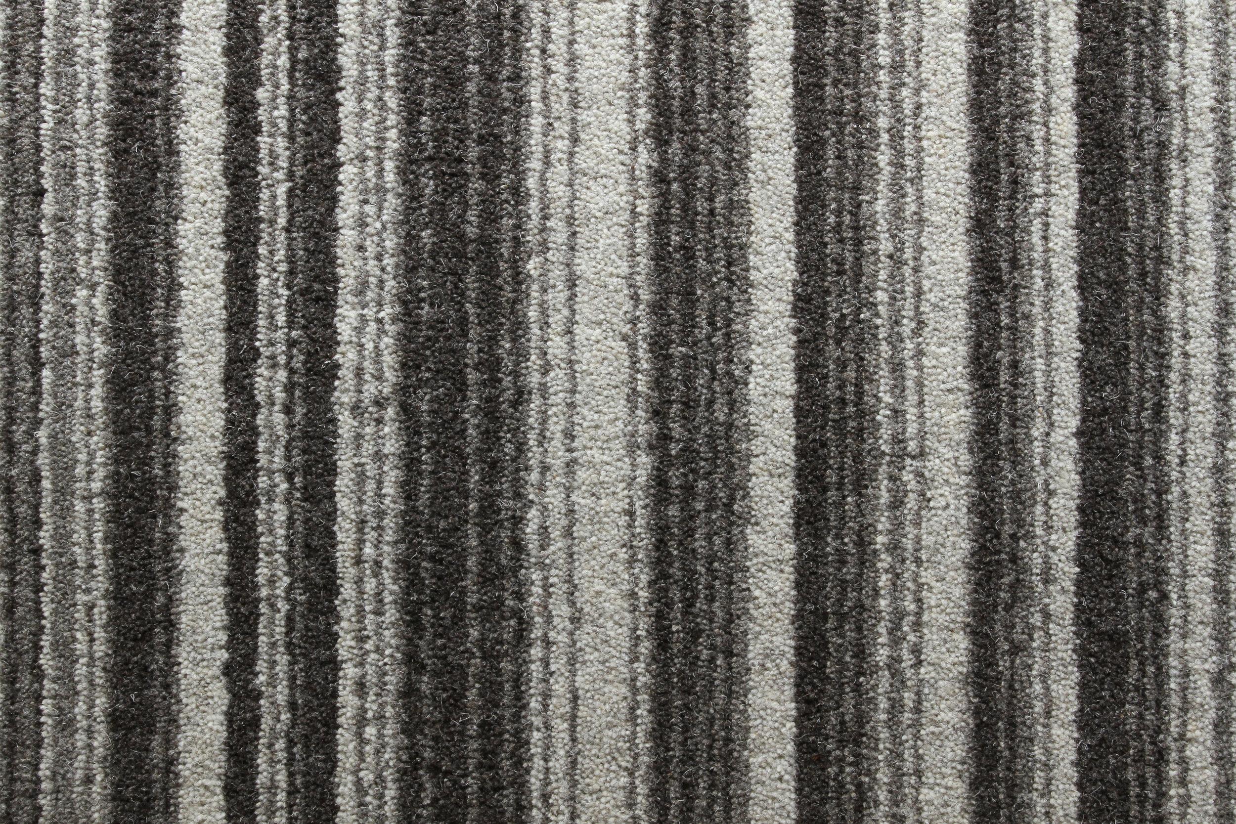 Designer graphite stripe - A striking contemporary design