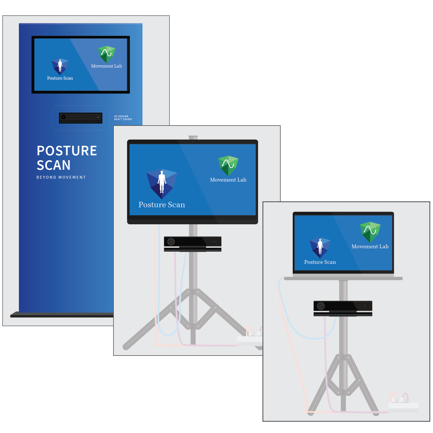 Service touch points