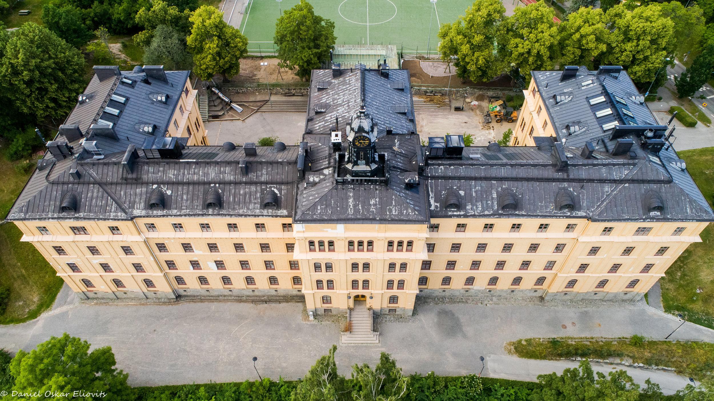Campus Manilla, Stockholm Sweden