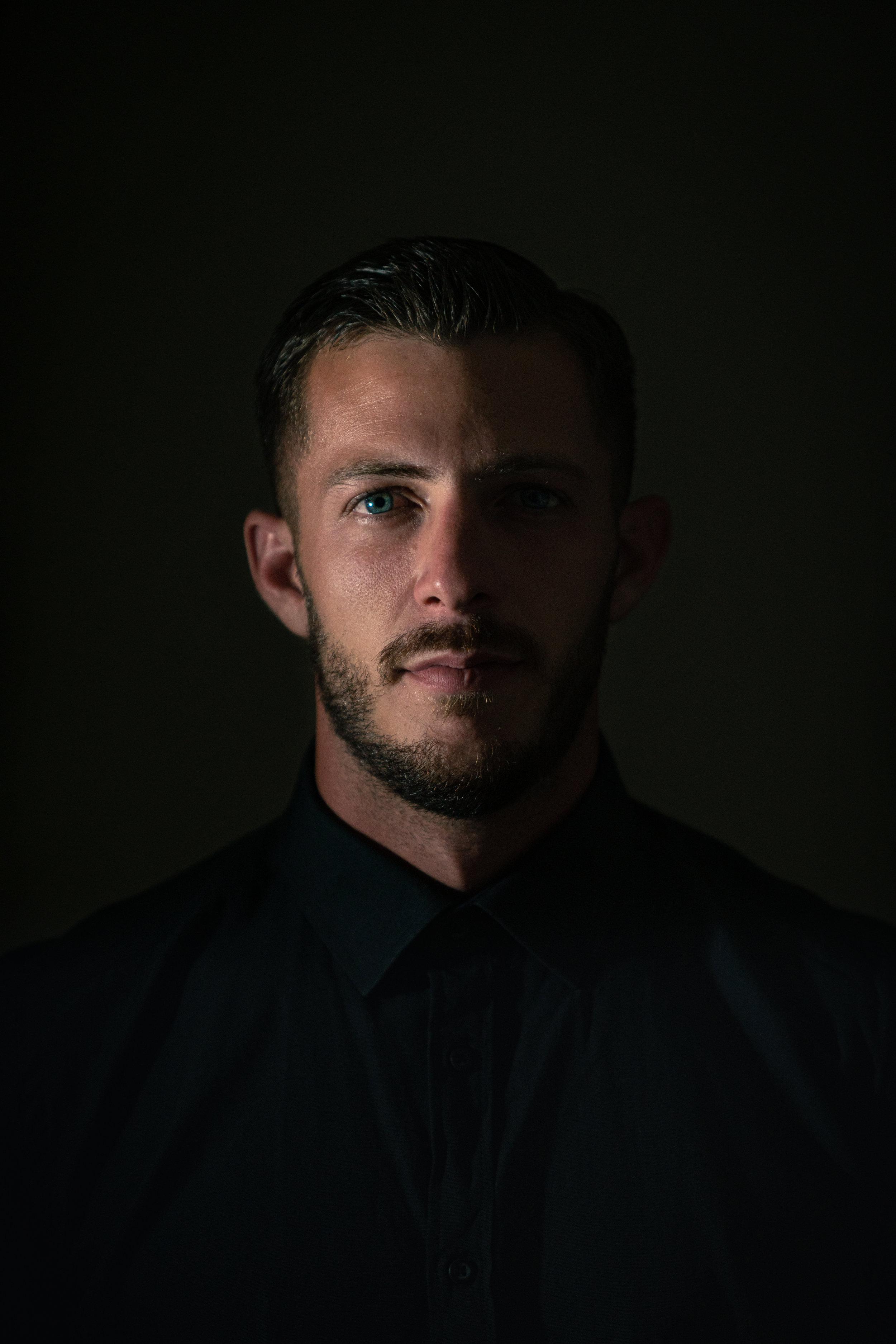 Model: Jim Baron