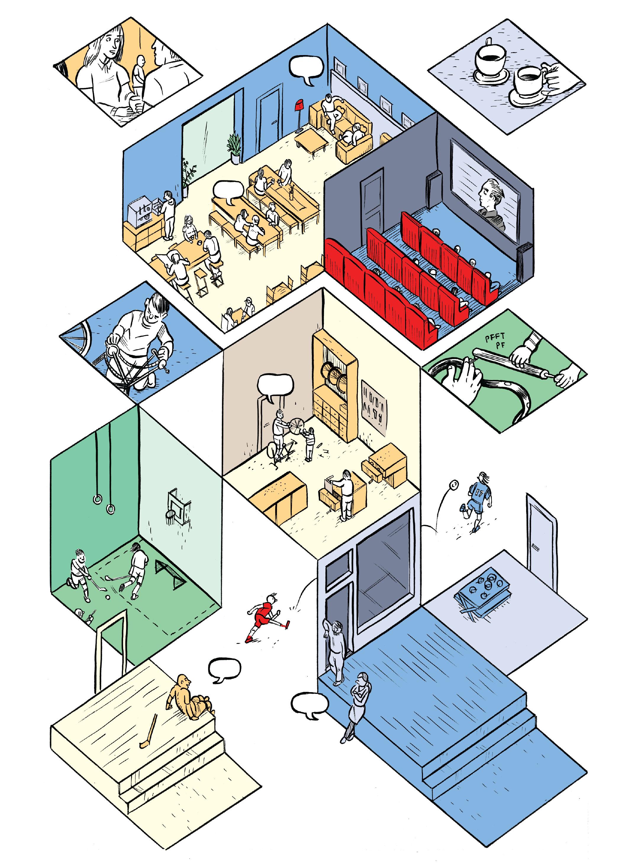 Illustrasjon:Eriksen Skajaa og Esben S Tiitland