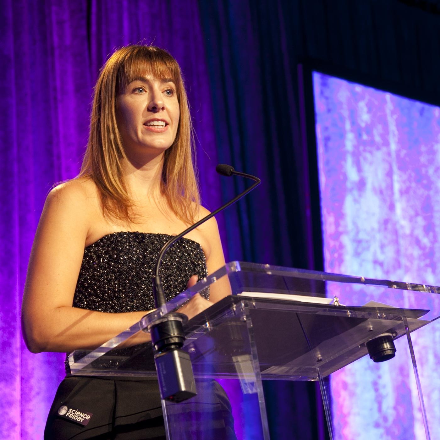 Danielle Dana , Executive Director,  Science Friday