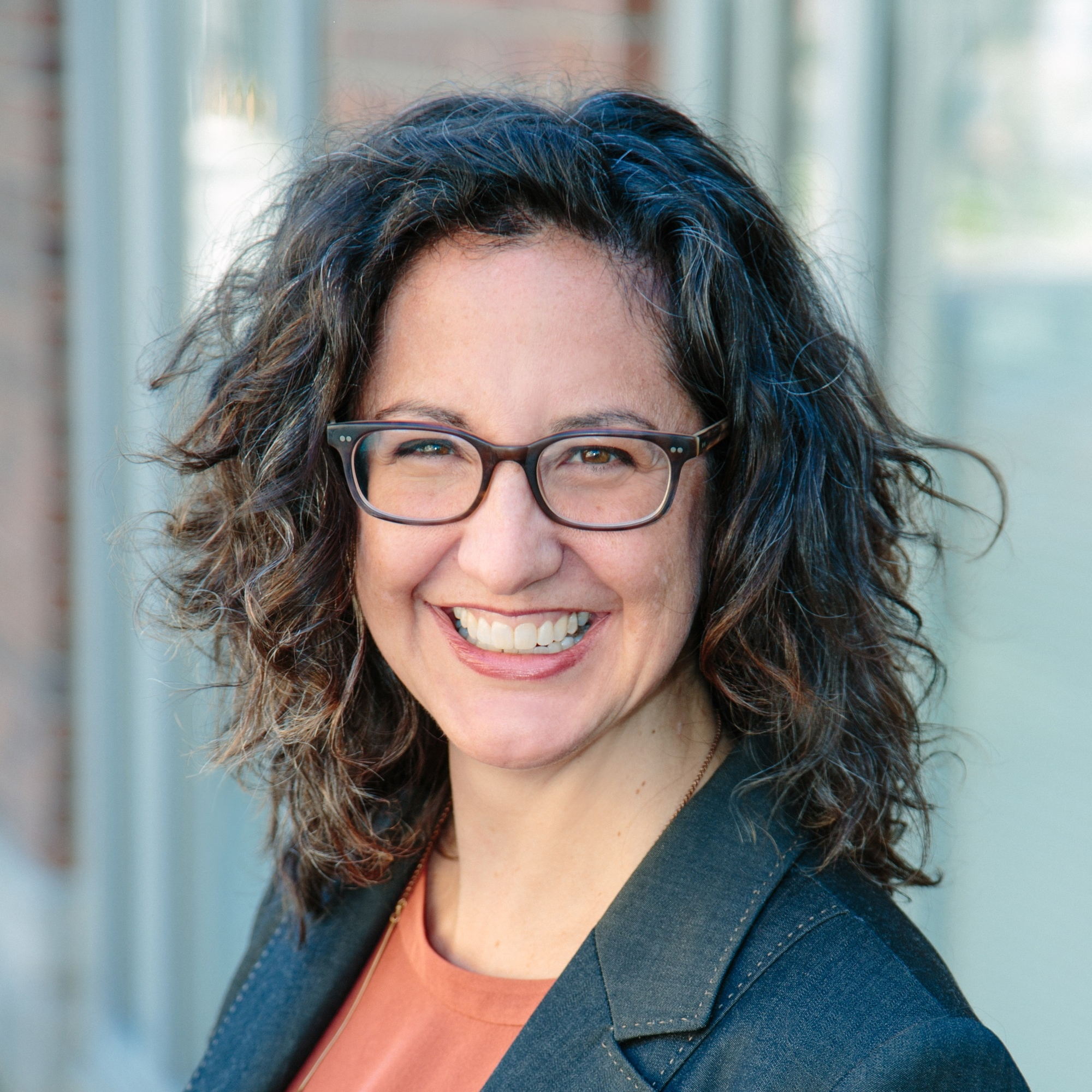 Christena Coutsoubos , Director of Strategic Communications,  Building Changes