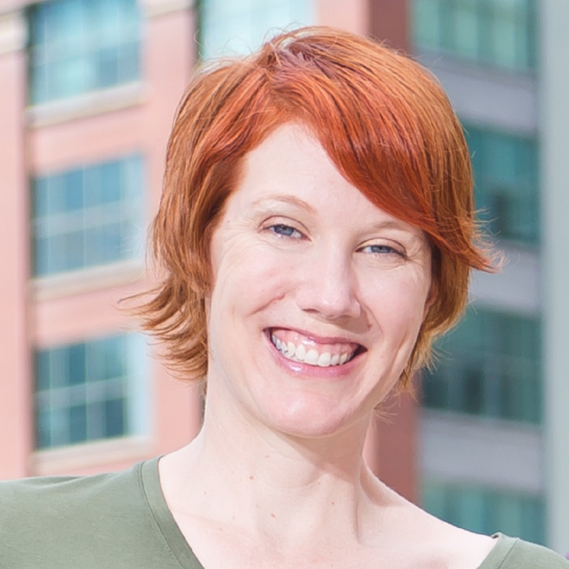 Tracy Kremer , Director of Communications,  Polk Bros. Foundation