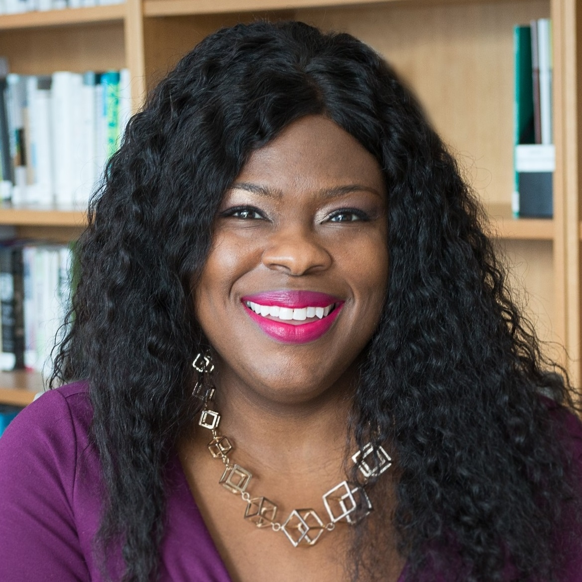 Kayce Ataiyero , Sr. Communications Officer,  Joyce Foundation