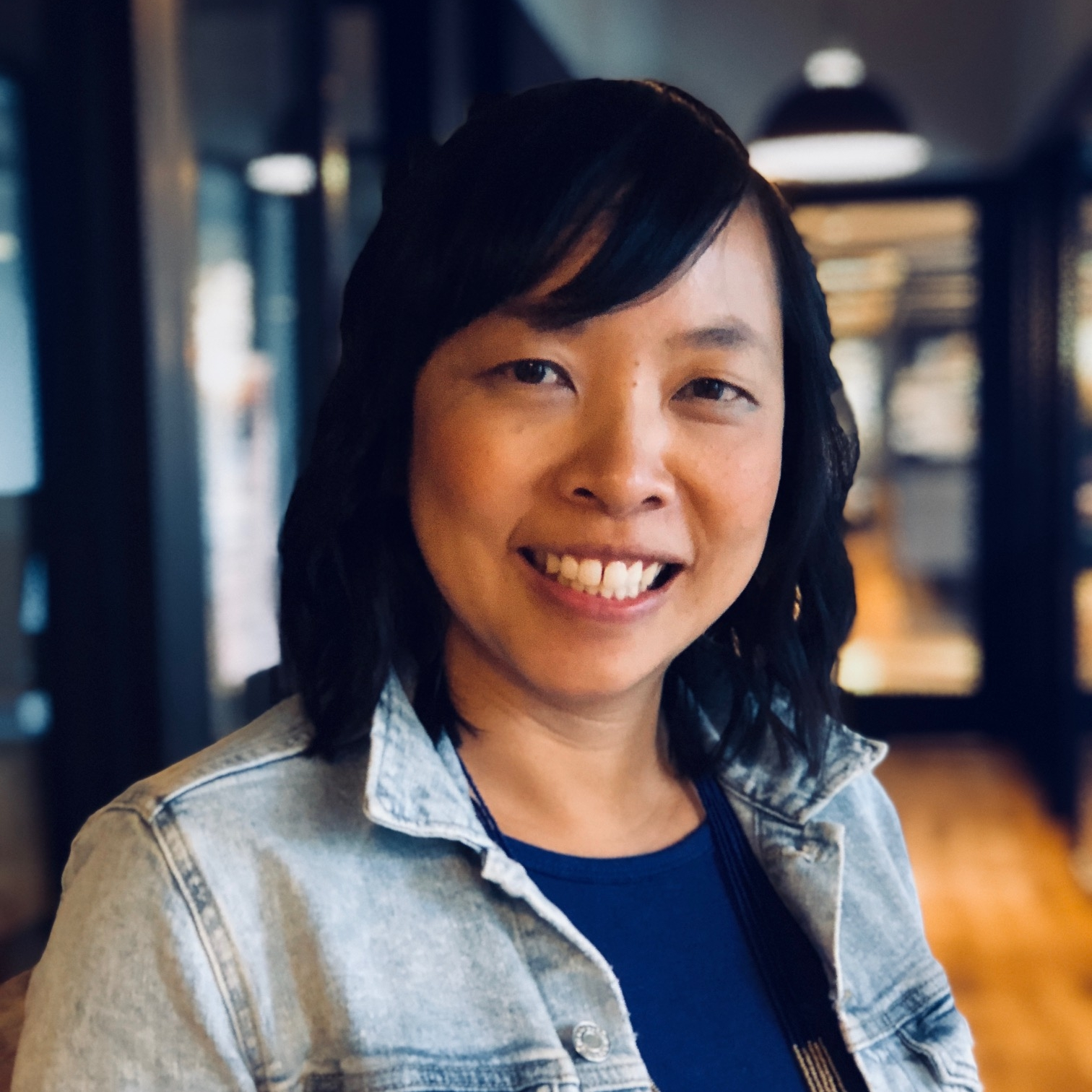 Sian Wu , Managing Program Director,  Resource Media