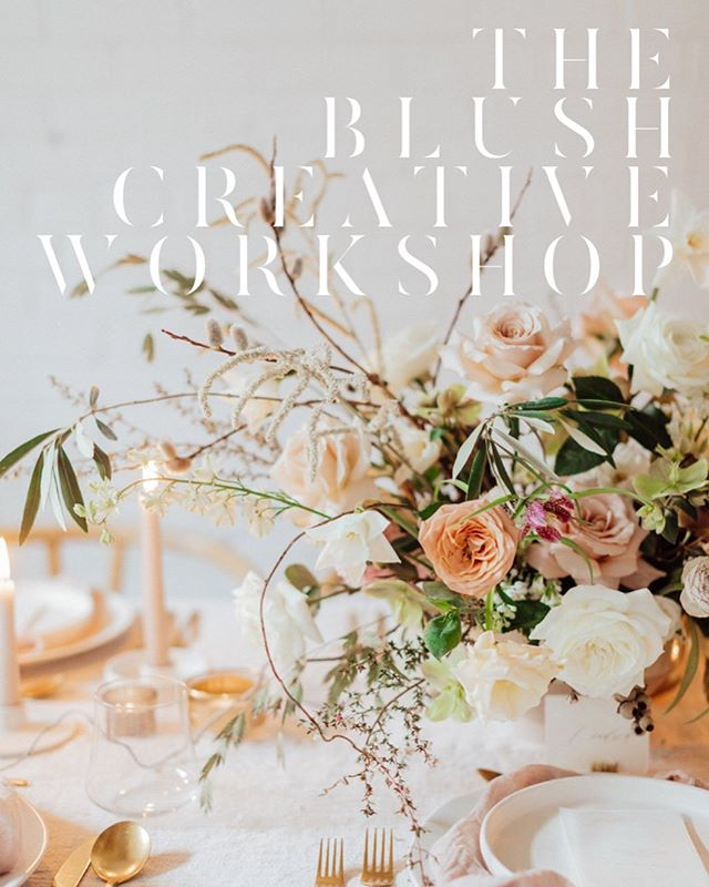 Big new lovelies! The Blush Creative Workshop 2019 is officially open for registration. You can sign up directly online at theblushcreative.ca! On November 23/24 2019 we will be hosting our annual workshop @thecostumehouseto. The Blush Creative is a two-day intensive workshop for creative entrepreneurs in the wedding industry looking to develop their design skills and strengthen their business minds and souls. ⠀  Guest speakers will include branding expert and founder of Ruby Social Co. @ashleycassidyseale @rubysocialco, florist extraordinaire Tellie Hunt from @huntandgatherfloral and fine art and international photographer @artiesestudios.⠀ It's going to be an intimate two days with a very limited amount of seats so hustle and reserve your spot today! ⠀ ⠀ ⠀ Sign up today to receive the early bird pricing! ⠀ ⠀ ⠀ Photo @chrissylim ⠀ #toronto #torontoworkshop #weddingworkshop #theblushcreative #weddingplannertoronto #creativeworkshop #weddingdesign