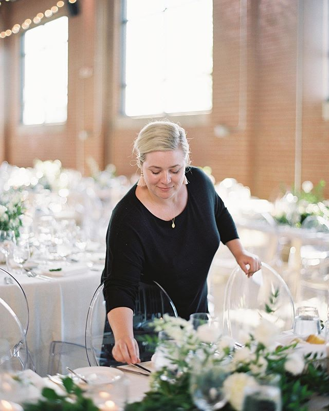 ⁣Phew what a month! Our team executed a glorious 12 weddings in July (pretty sure that is a record for our little company). I was pretty nervous for July but we worked round the clock and I am so dang proud of the team. I'm ever so very grateful for the trust our clients extend to us. From vendor recommendations, to scheduling, to design - this trust allows us to do our jobs to the best of our ability and is a big part of running a successful wedding. ⠀ ⠀ So here is to this amazing wedding filled month. August here we come! P.S thank you to @artiesestudios for capturing this action shot of me! ⠀ Photo @artiesestudios | florist @huntandgatherfloral | venue @thesymesca ⠀ #wedding #weddingday #weddingphotography #weddings #weddinginspiration #weddingstyle #dreamwedding #weddingplanner #entrepreneur #girlboss #torontoweddingplanner #torontowedding #weddingplannertoronto #fineartwedding #weddingflowers