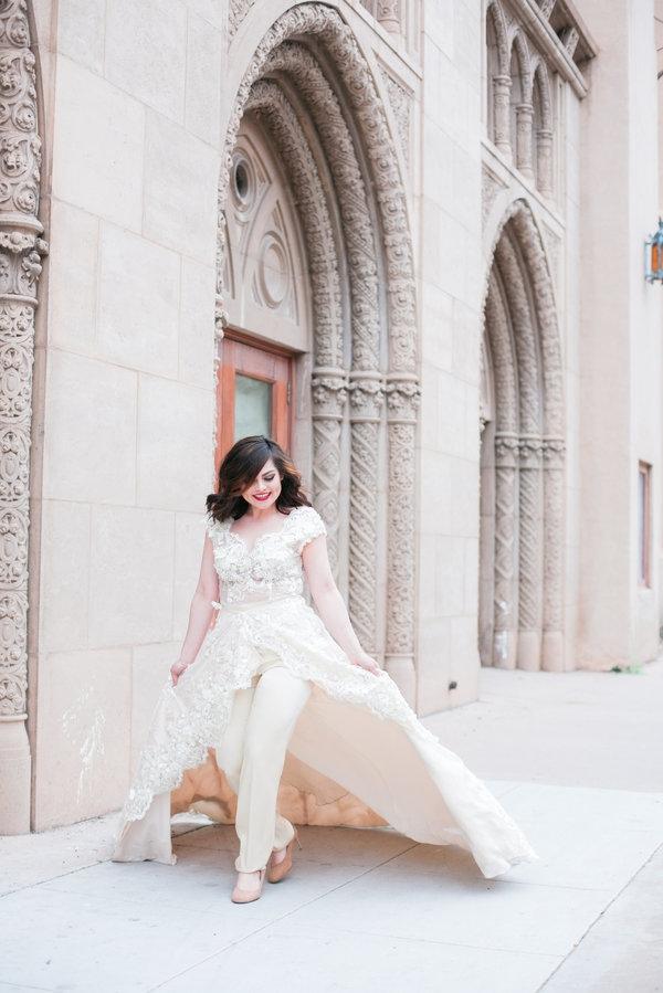Image Source:  Sandy Lou Bridal Wear