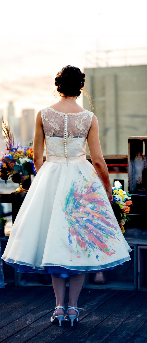 Image Source:  Offbeat Bride