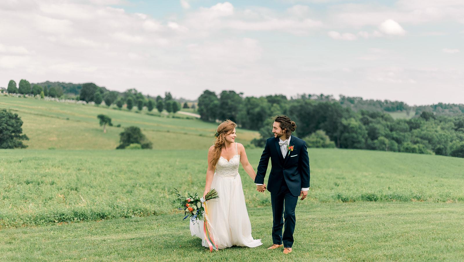Fun & Colorful Barn Wedding Portraits at Heaven Sent Farms in Avella Dawn Derbyshire Photography  (3).jpg