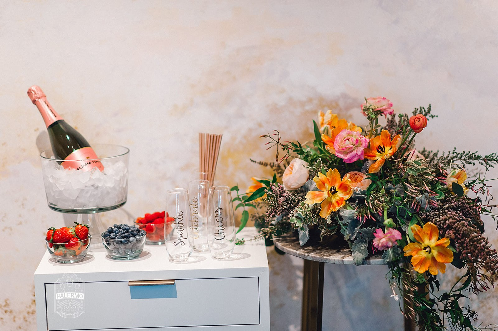 Blowouts, Bubbly & Brunch Spa Day Bridal Shower Inspiration at Glow Blotique  (39).jpg