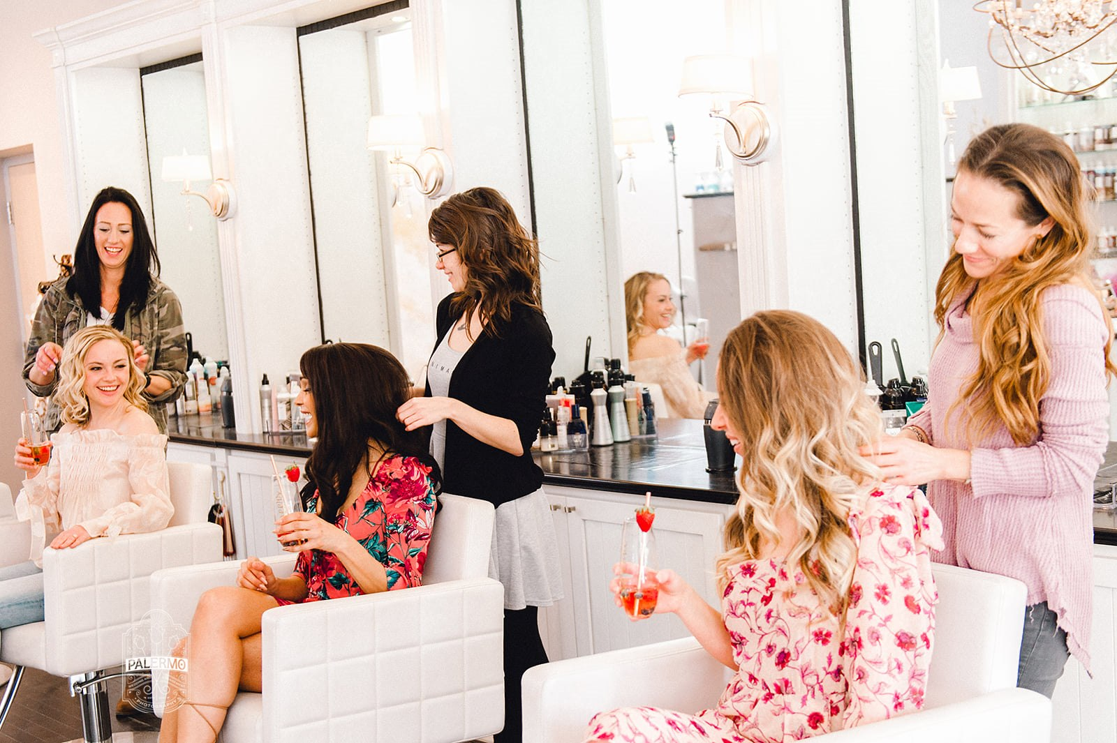 Blowouts, Bubbly & Brunch Spa Day Bridal Shower Inspiration at Glow Blotique  (18).jpg