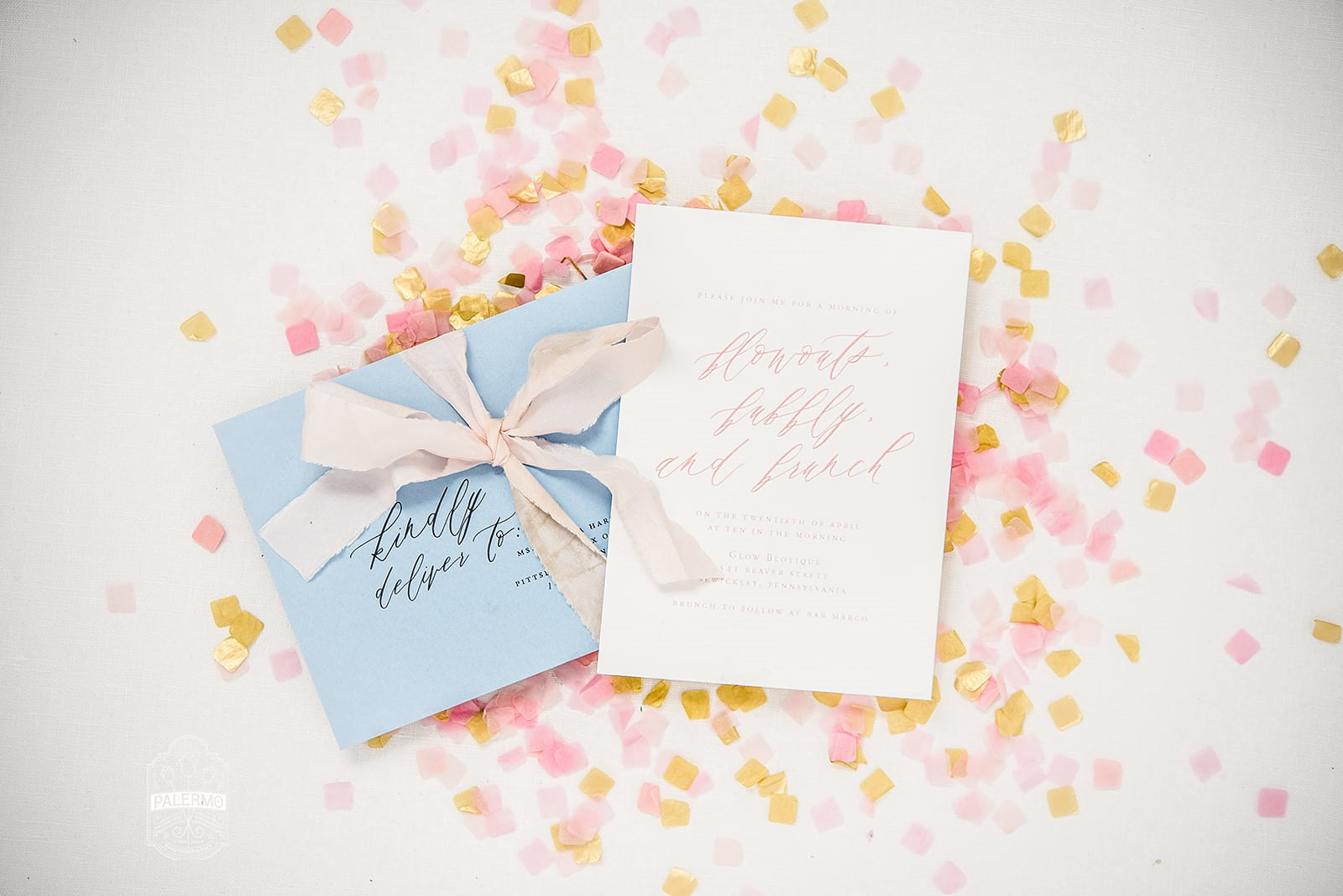 Blowouts, Bubbly & Brunch Pink & Blue Bridal Shower Inspiration at Bar Marco and Glow Blotique (3).jpg