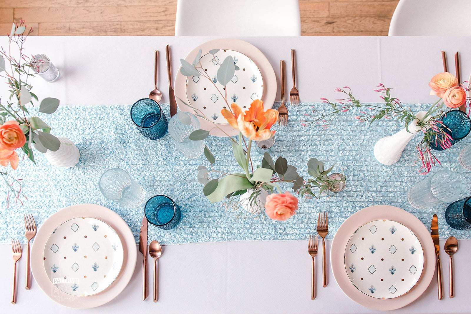 Blowouts, Bubbly & Brunch Pink & Blue Bridal Shower Inspiration at Bar Marco and Glow Blotique (16).jpg