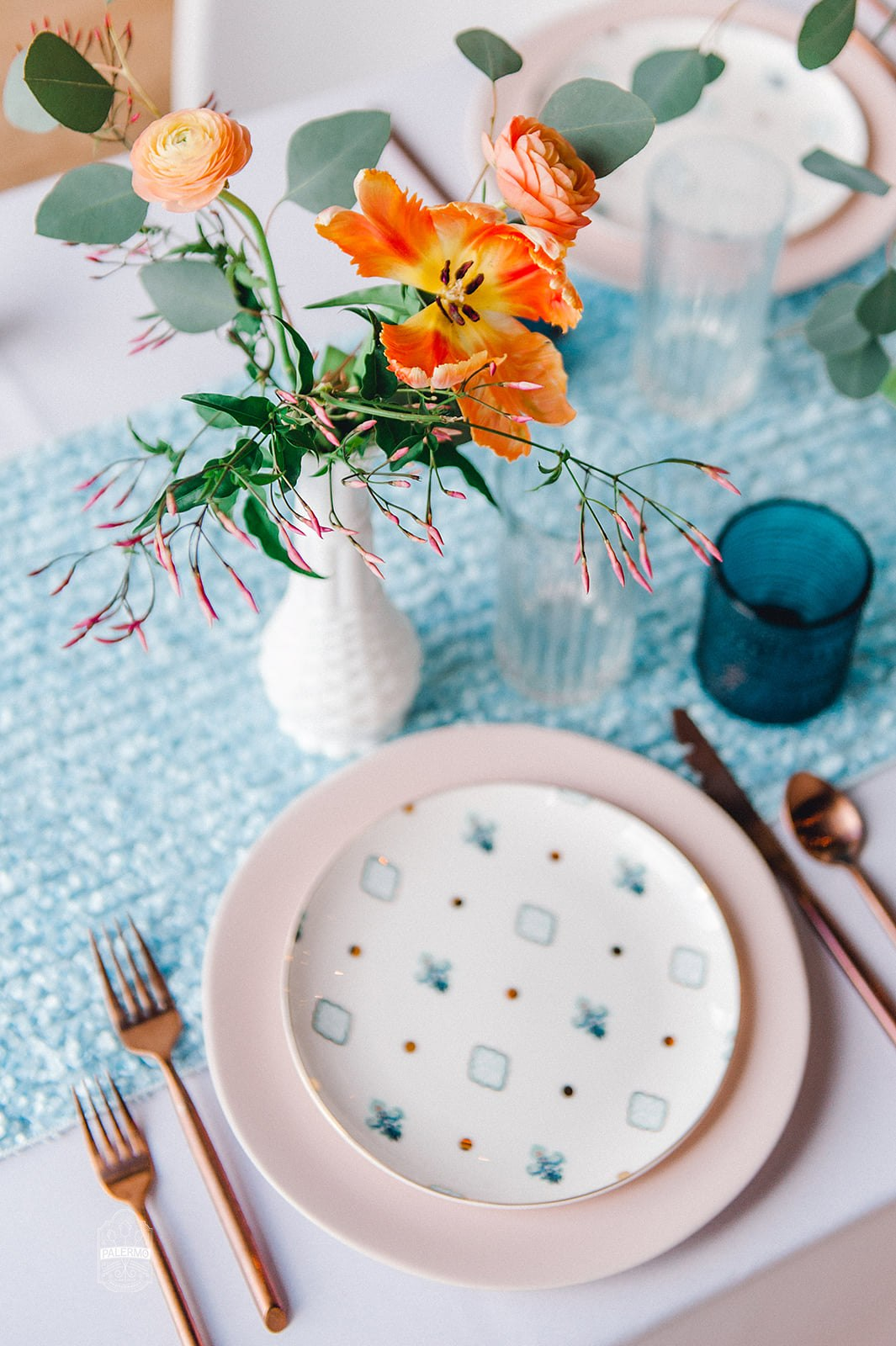 Blowouts, Bubbly & Brunch Pink & Blue Bridal Shower Inspiration at Bar Marco and Glow Blotique (19).jpg