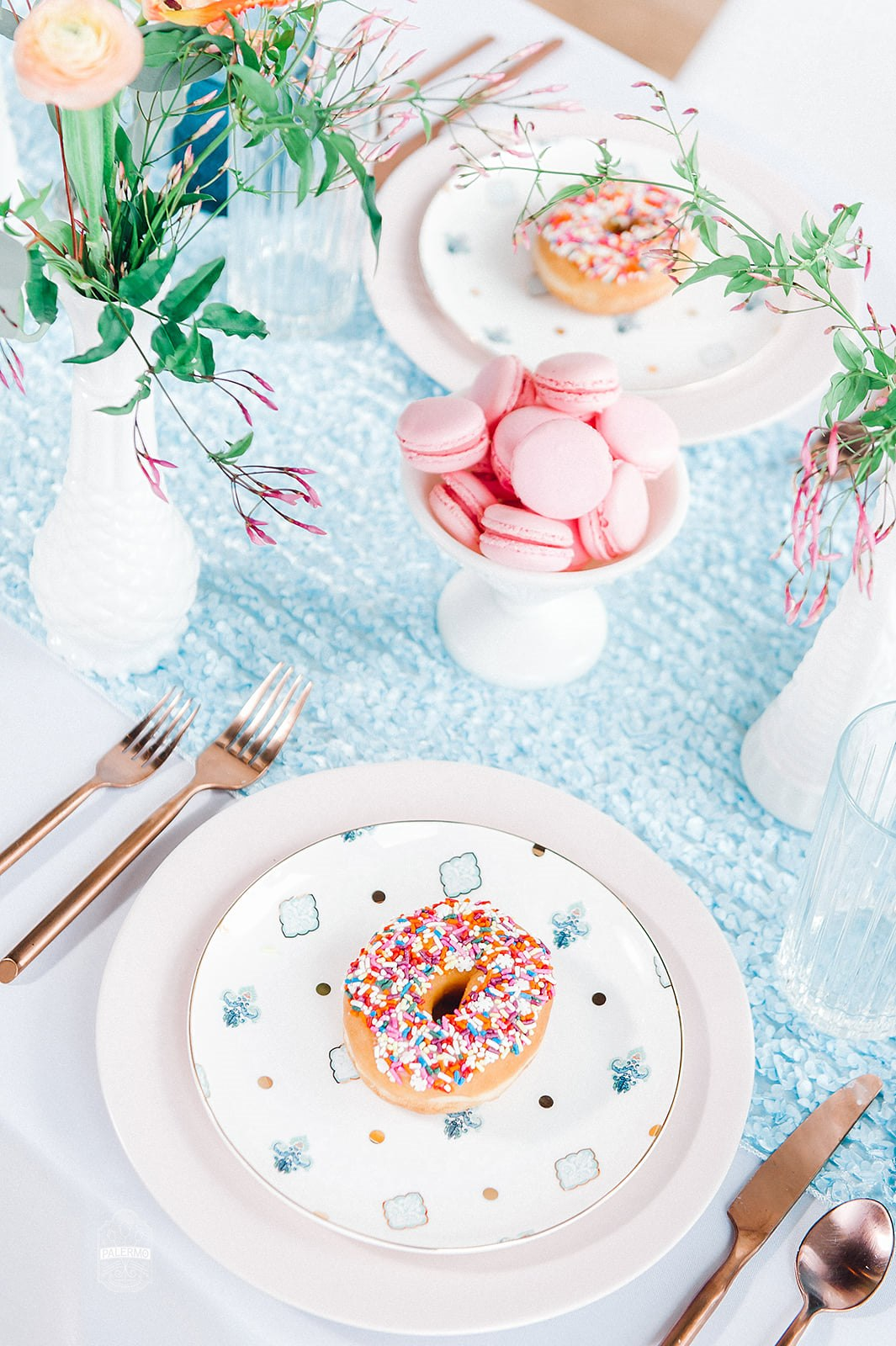 Blowouts, Bubbly & Brunch Pink & Blue Bridal Shower Inspiration at Bar Marco and Glow Blotique (25).jpg
