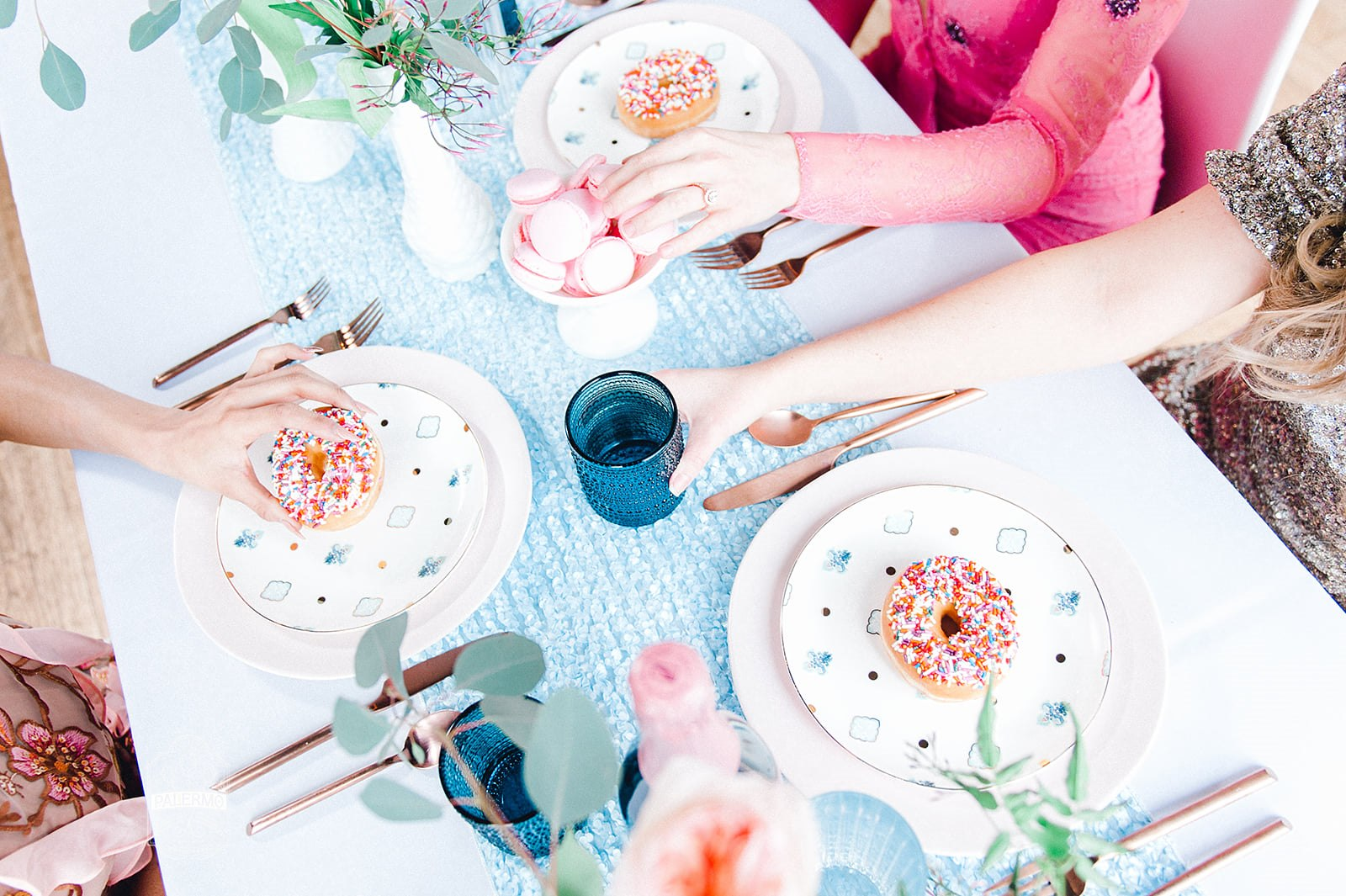Blowouts, Bubbly & Brunch Pink & Blue Bridal Shower Inspiration at Bar Marco and Glow Blotique (29).jpg