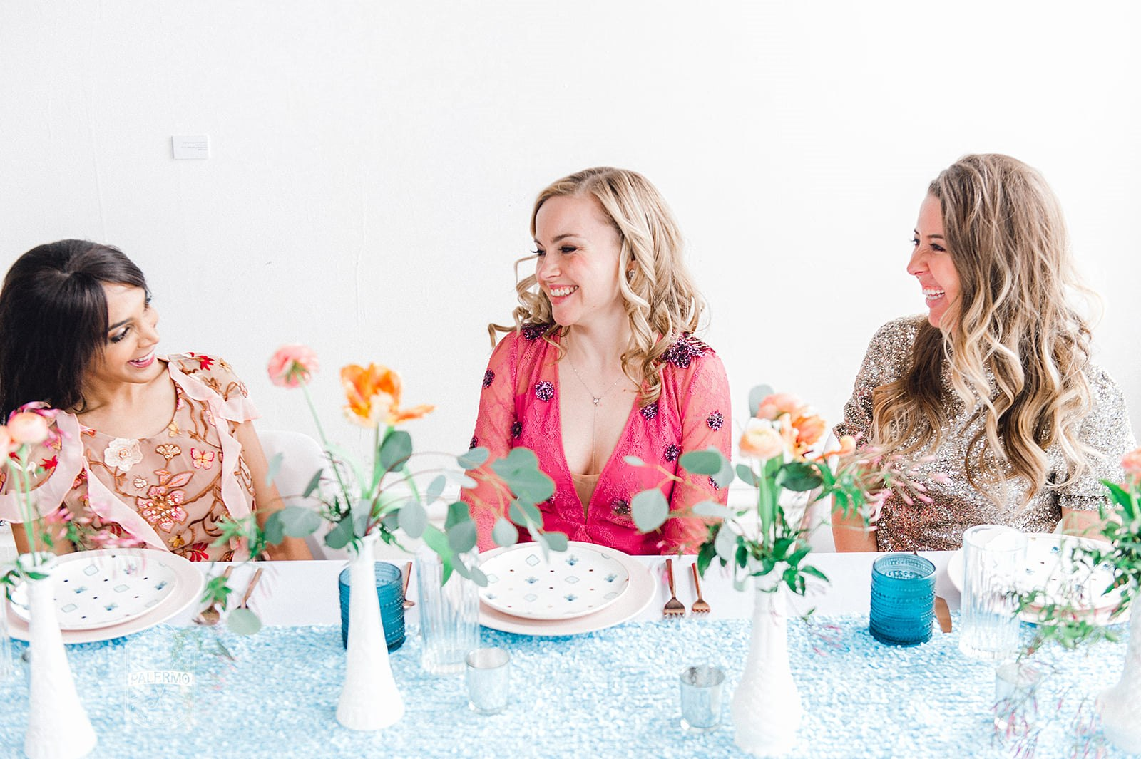 Blowouts, Bubbly & Brunch Pink & Blue Bridal Shower Inspiration at Bar Marco and Glow Blotique (34).jpg