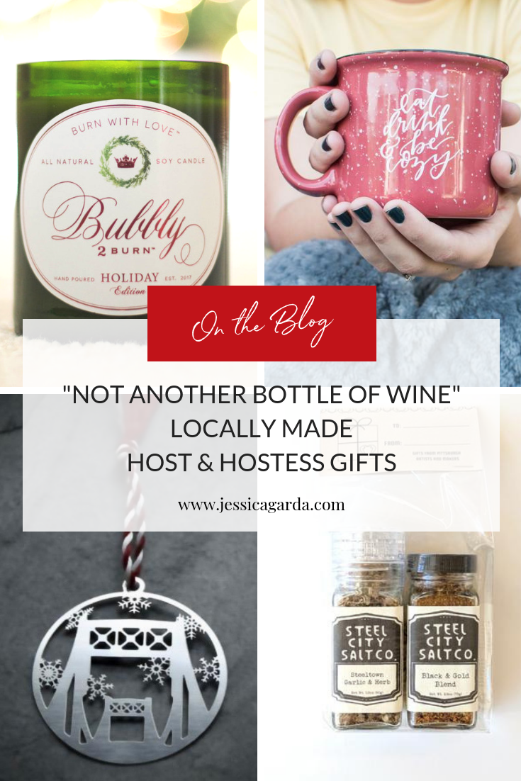 Holiday Host & Hostess Gifts Made by Local Pittsburgh Artistans