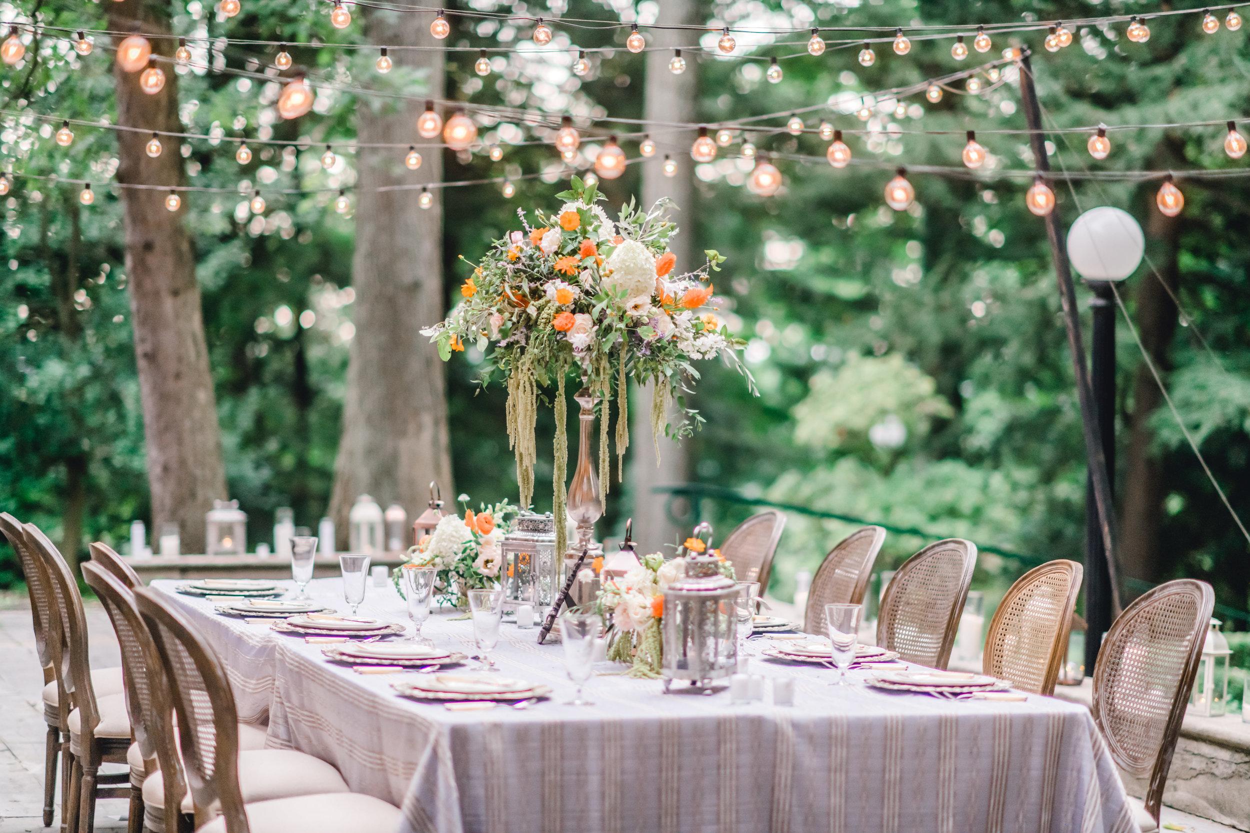 Jessica-Garda-Events-Pittsburgh-Wedding-Planner-Mansion-Butler-Blue-Grey-Orange-Palette