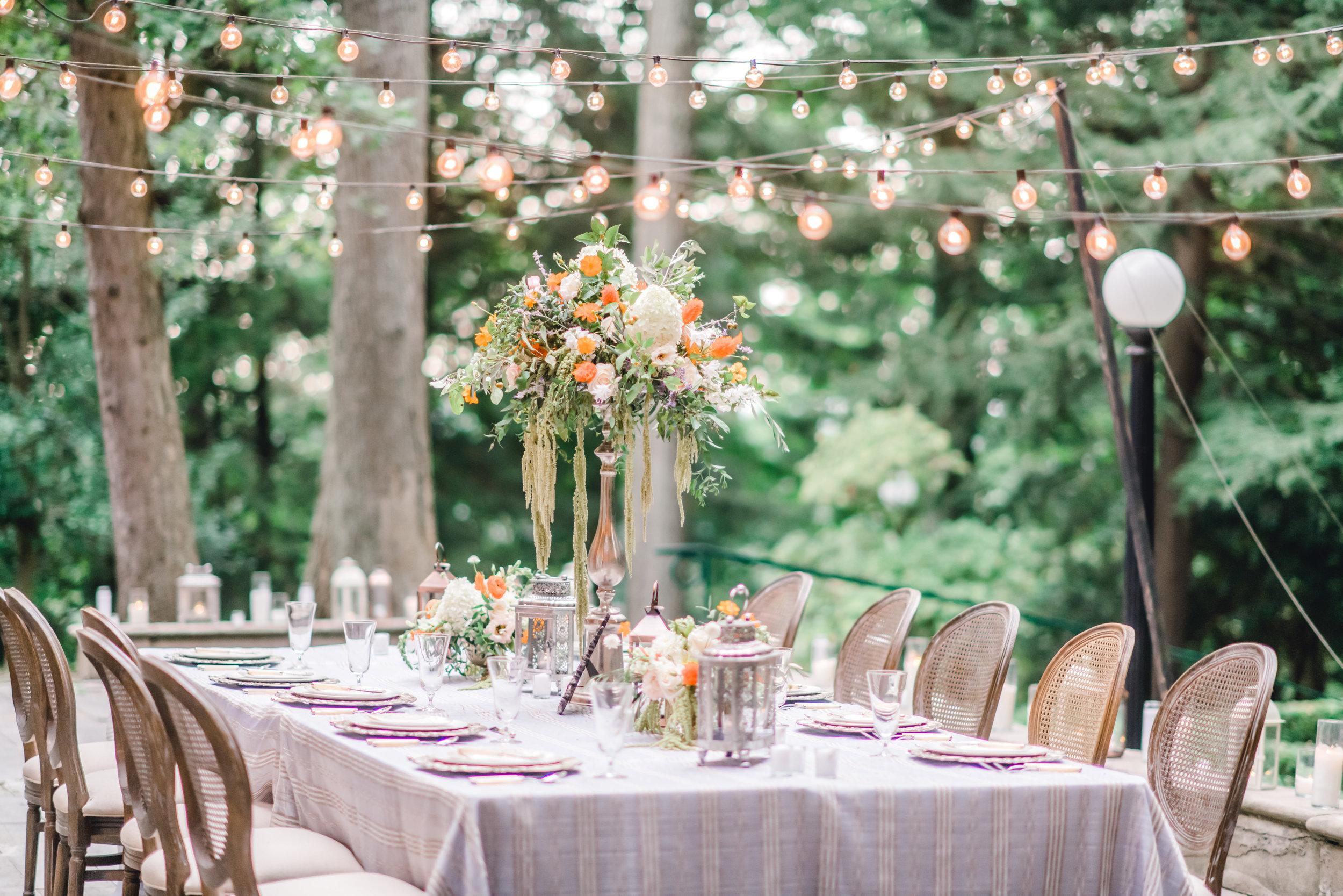 Pittsburgh Wedding Planner Mansion in Butler European Old World Inspiration