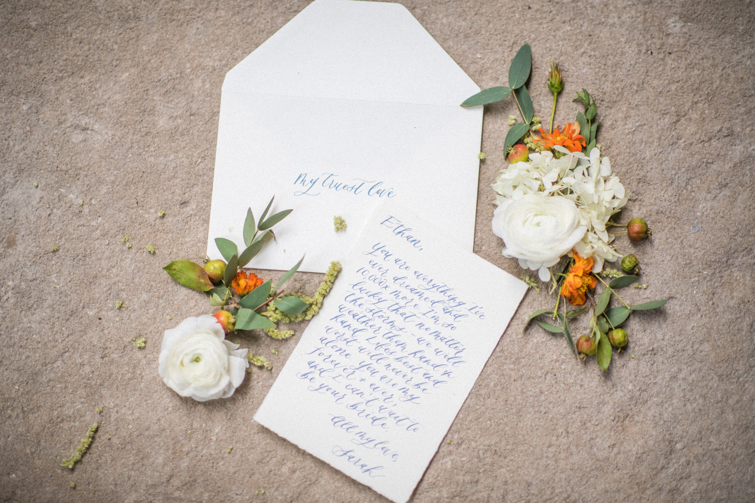 Pittsburgh Wedding Planner Mansion in Butler European Old World Inspiration Calligraphy
