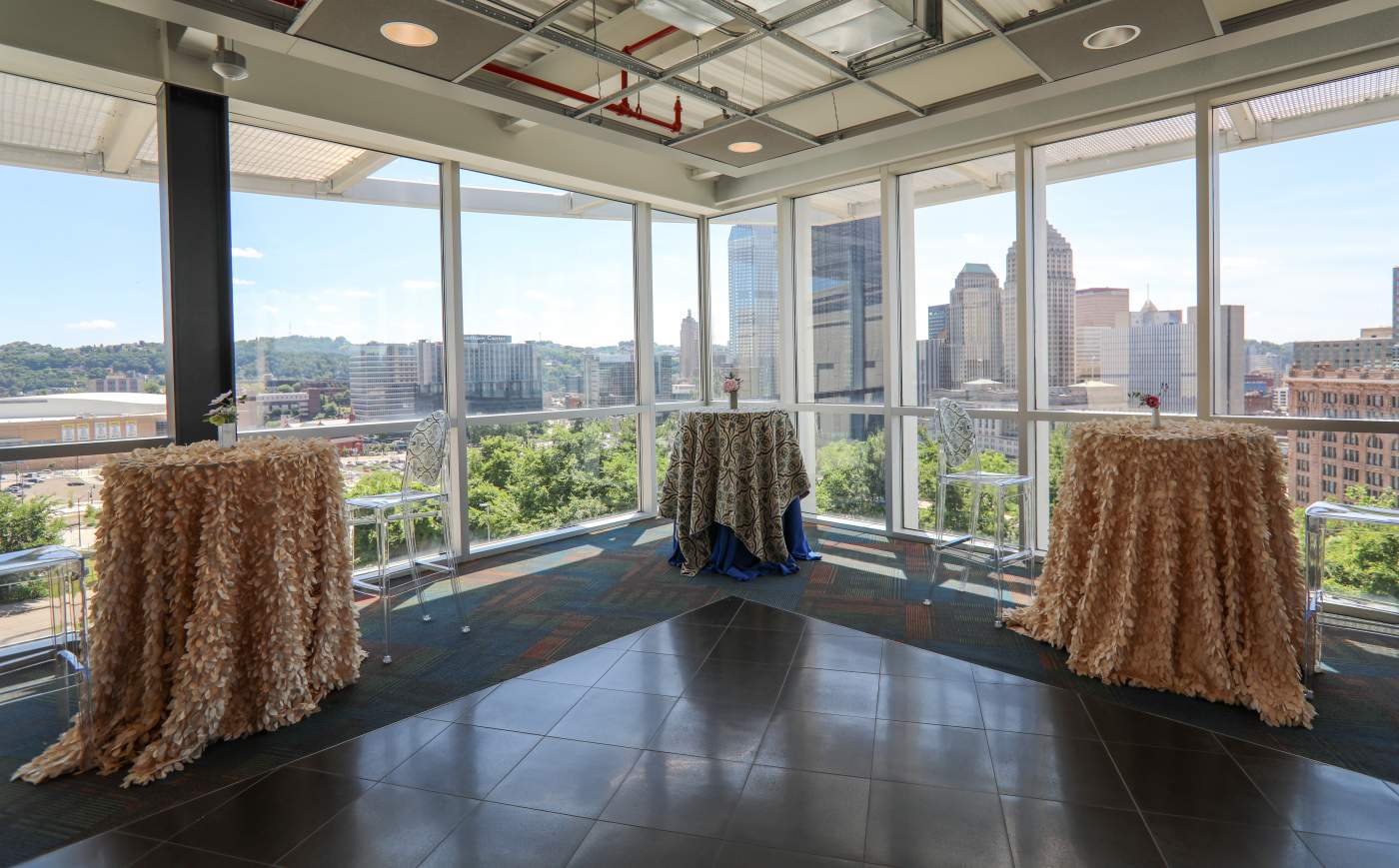 Energy Innovation Center EIC Glass Elevator Pittsburgh Wedding Venue  Jessica Garda Events.jpg