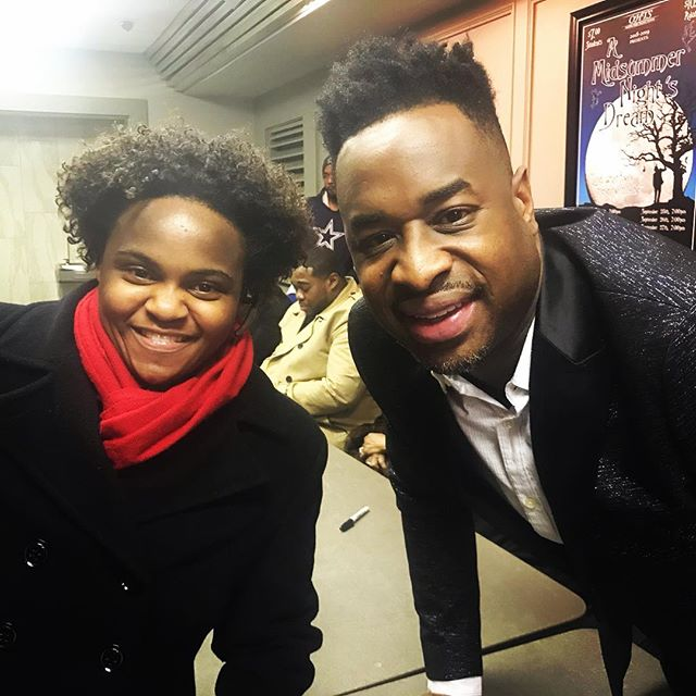 So about last night. I can say I've seen many of my favorite artists live, but now I can say I had the privilege of performing with one of my favorite artists @damiensneed last night. A night I definitely won't forget soon #stilltired #butworthit