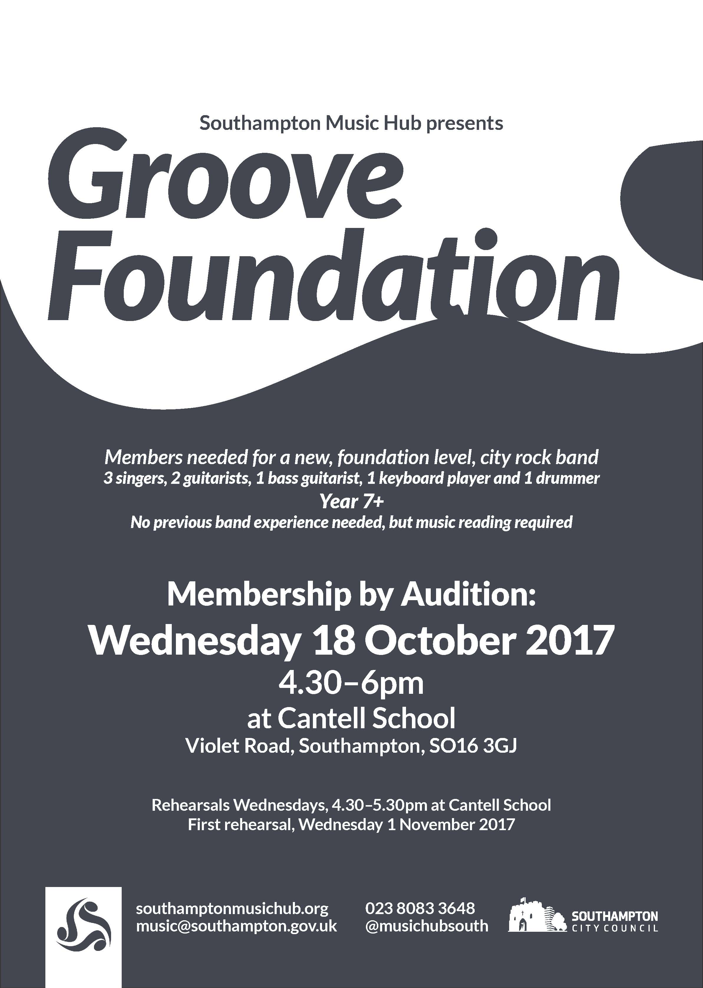 Groove Foundation Audition Flyer.jpg