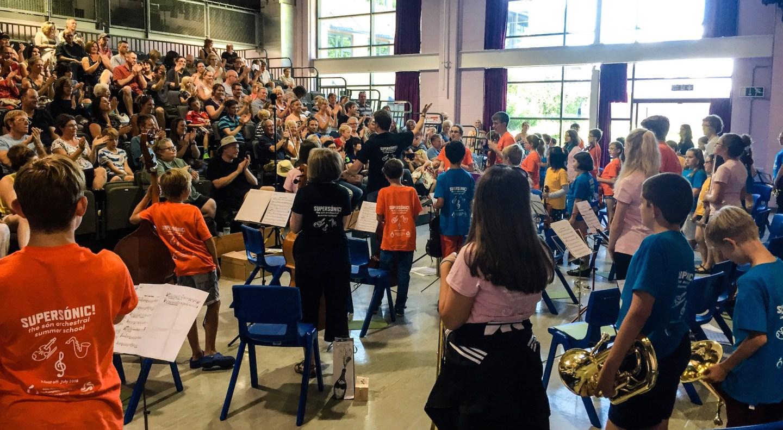 Supersonic Summer School 2017