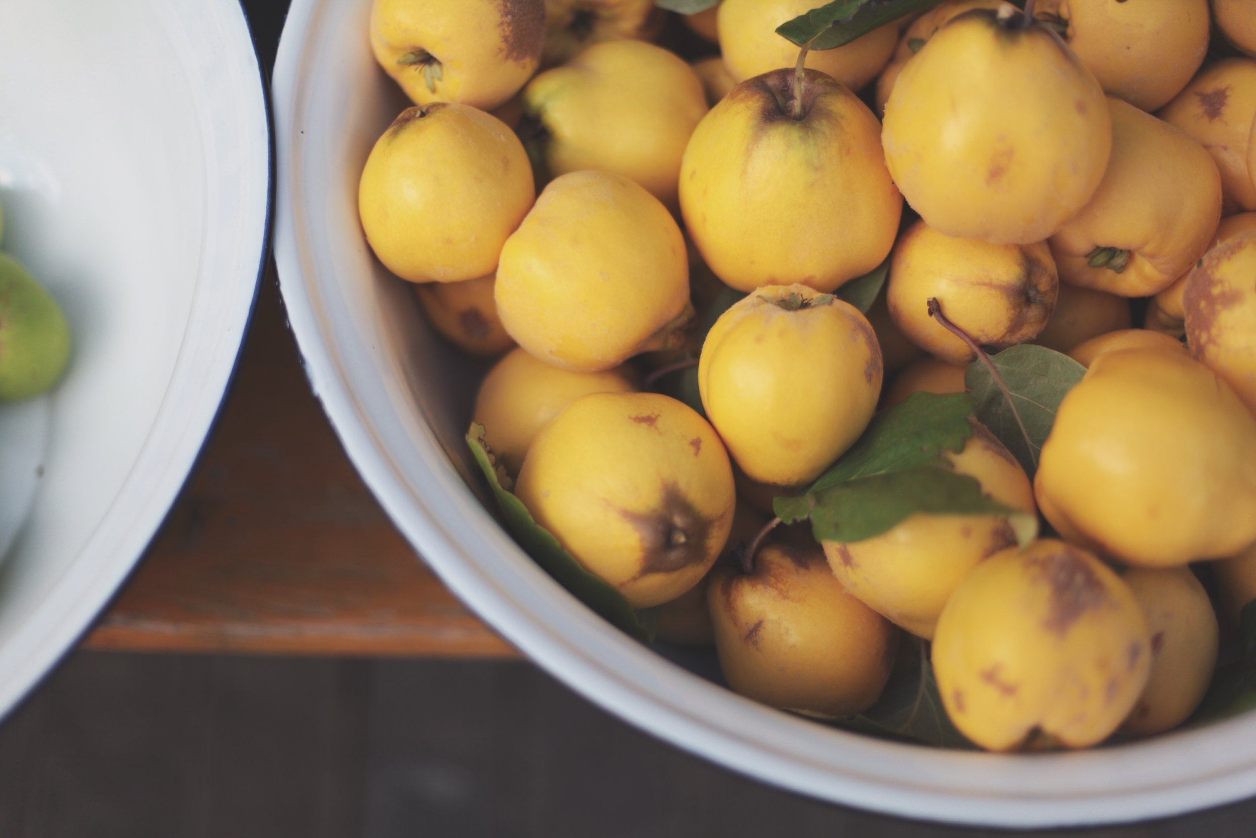 Quince Butter Recipe - Recipes by The Foraged Life