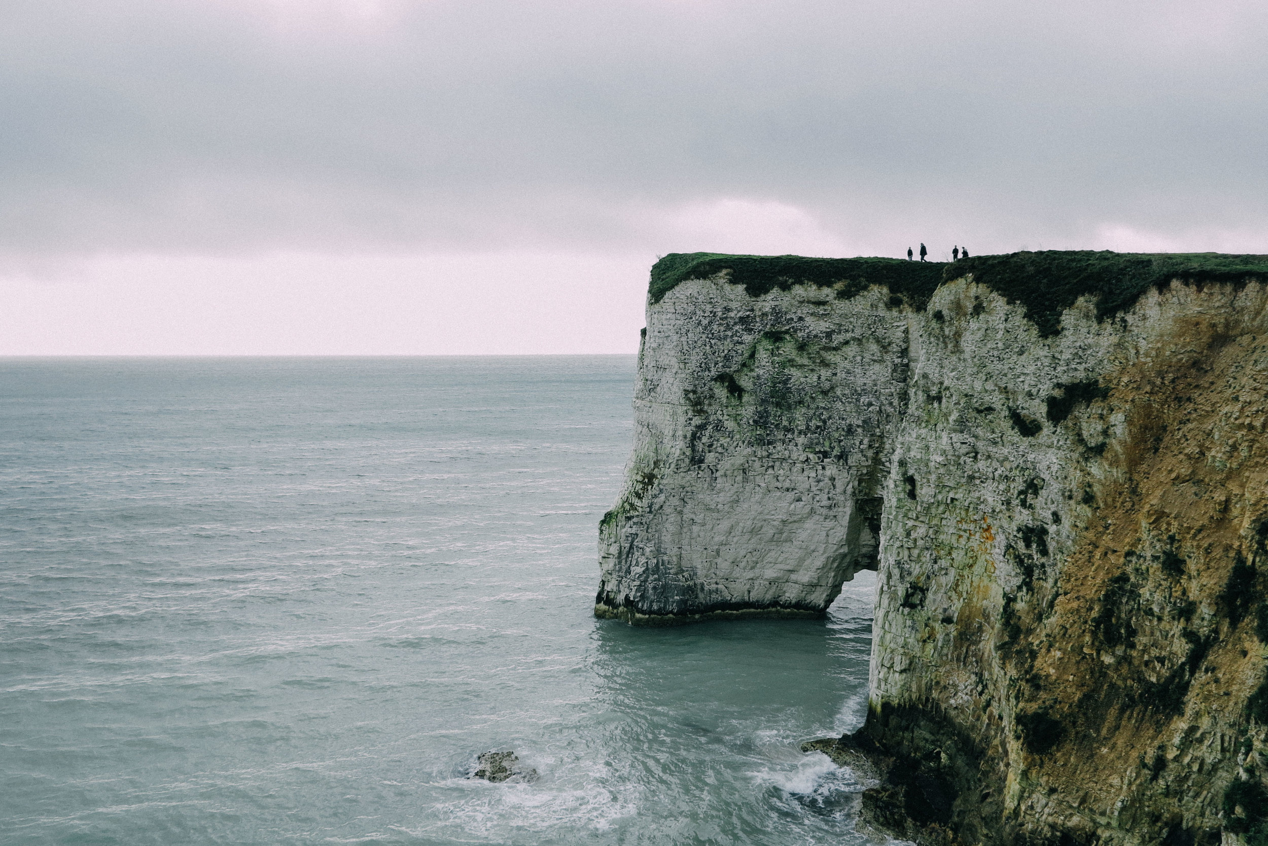 The Level Collective at Old Harry's Rocks // Adventure Inspired Apparel | Eco-Friendly Brands found by The Foraged Life