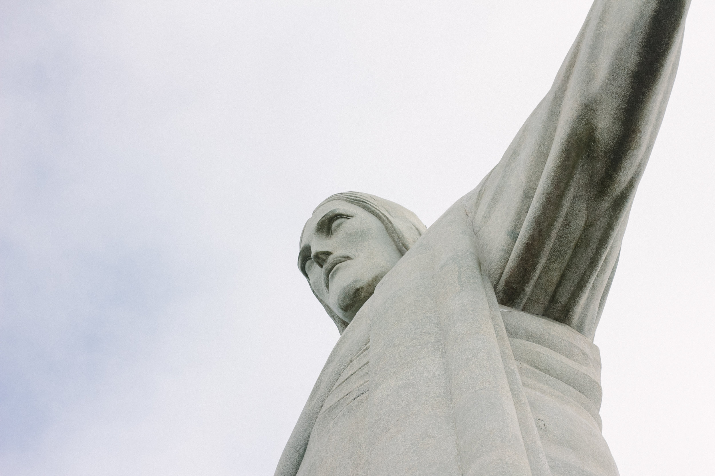 Christ Redeemer | An eco-friendly guide to Rio de Janeiro, Brazil | Eco-friendly travel by The Foraged Life