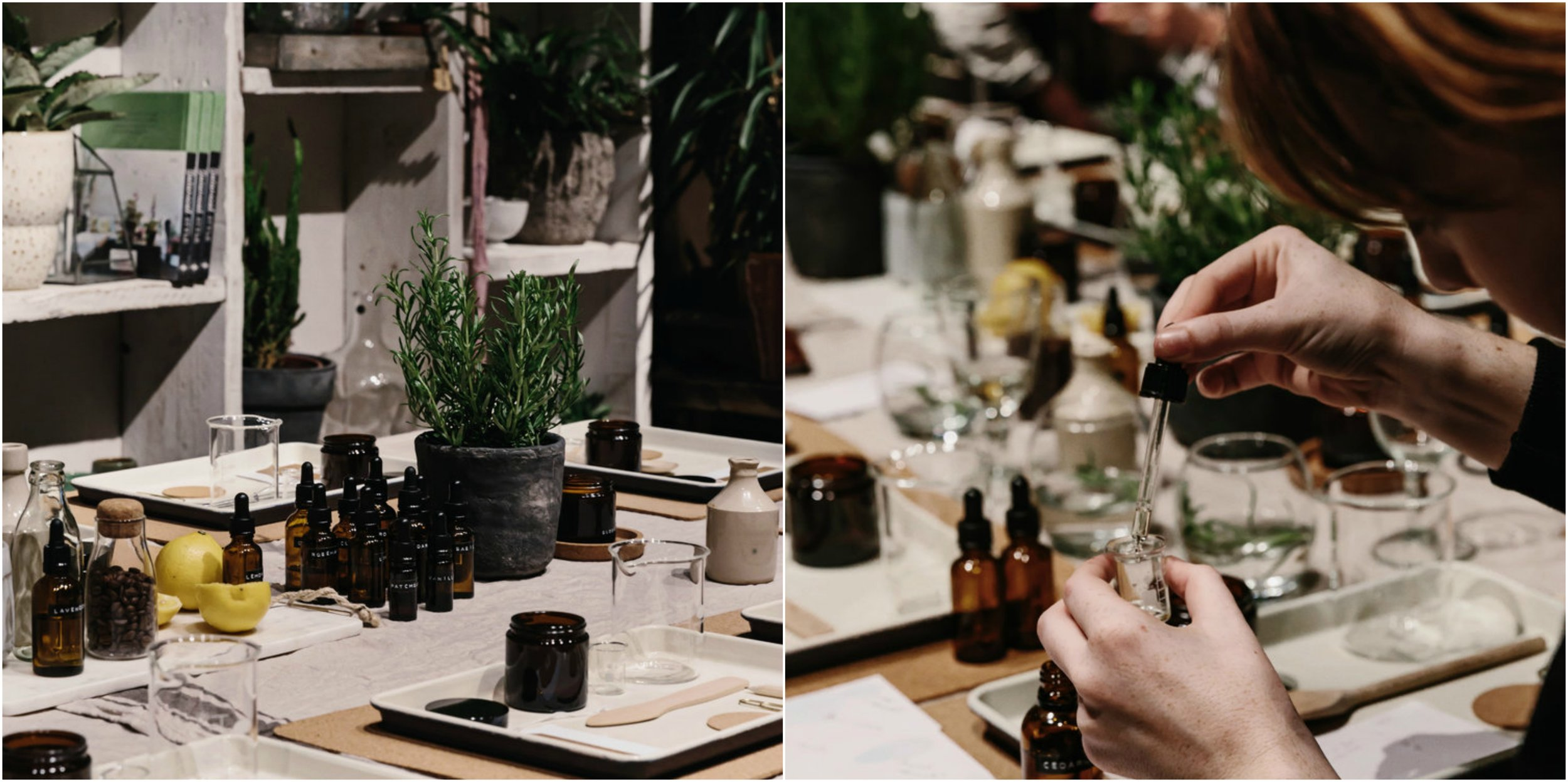 Candle making with Milkwood Candles | The best experiences you can buy your loved ones this Christmas | Eco-friendly living by The Foraged Life