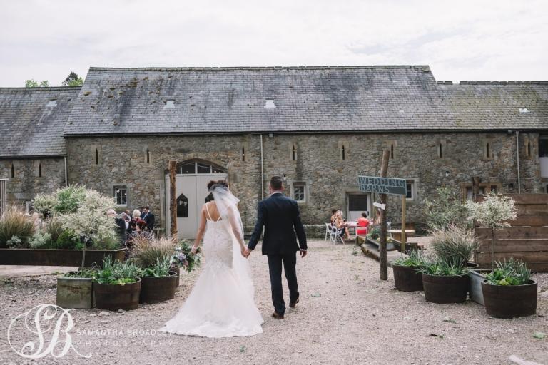 Scorton Wedding Barns