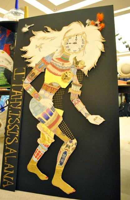 2014 Margaretville CS Olympics of the Visual Arts team