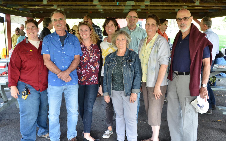 Community 2000 Board Members