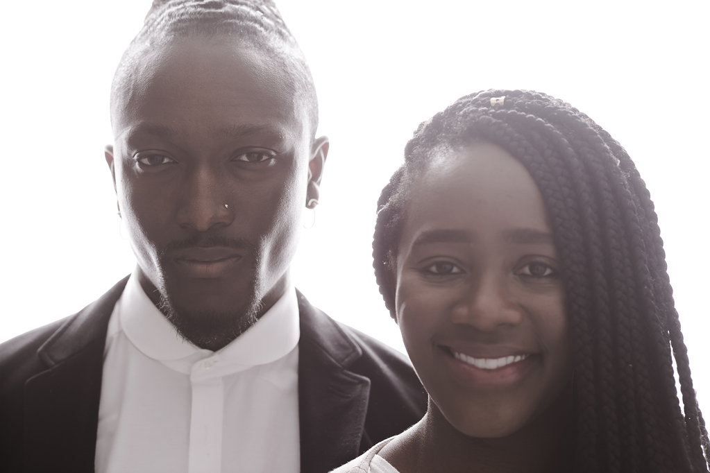 Joshua Kissi and Karen Okonkwo, founders of TONL.