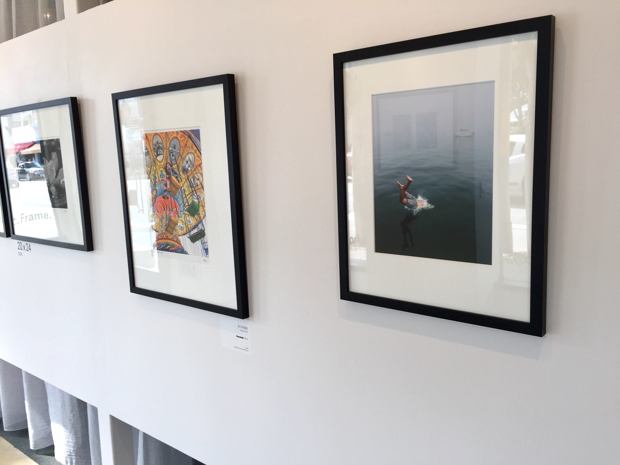 Katie Hughes' photo is currently available for purchase and on display at Neomodern through September.
