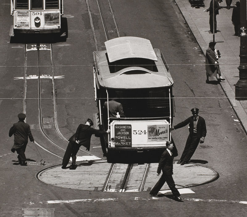 Cable Car, 1947